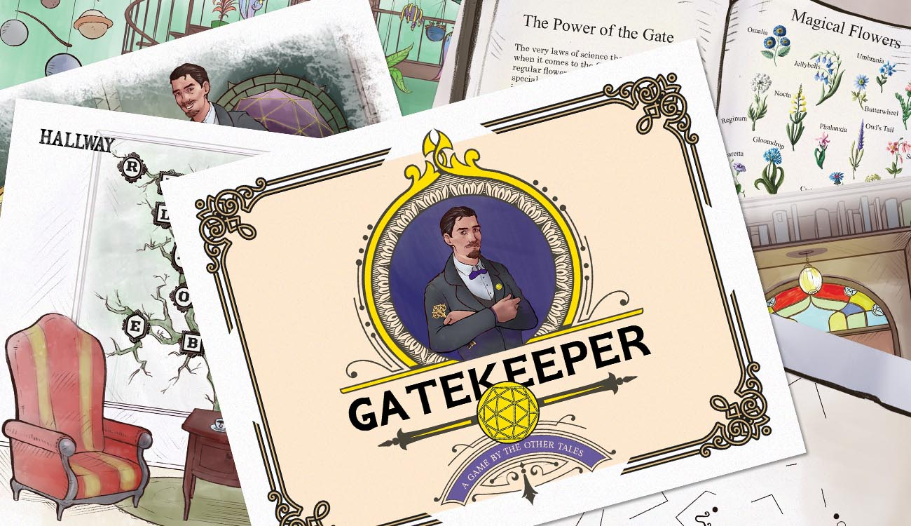Gatekeeper - an Escape Room Game